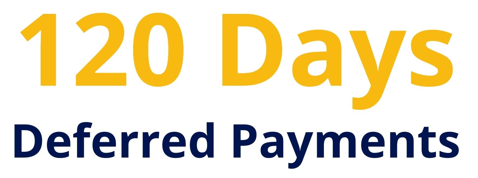 120 days deferred payment