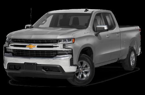 2021 Chevy Silverado 1500