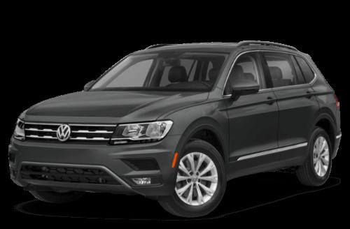 2021 VW Tiguan
