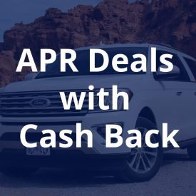 APR Deals with Cash Back Offers for June 2020