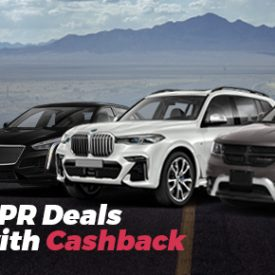 APR Deals with Cash Back Offers for July 2020