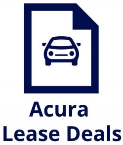 Acura Lease Deals 2