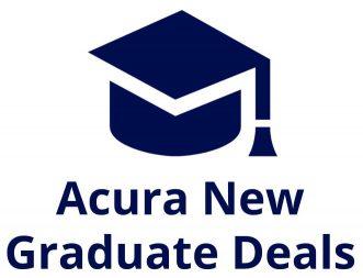 Acura New Graduate Deals
