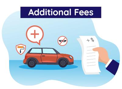 Additional Dealer Fees