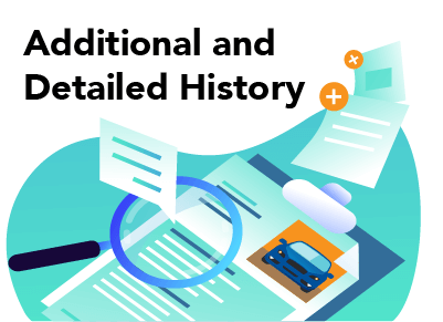 Additional and detailed history