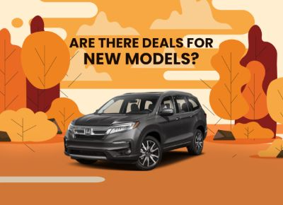 Are There Deals for New Models