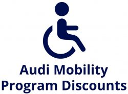 Audi Mobility Discounts