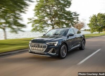 Audi etron Sportback Best Luxury Commuter
