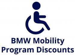 BMW Mobility Program Discounts
