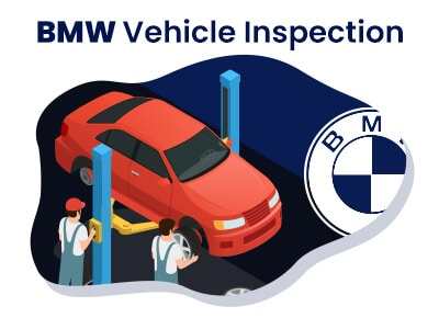 BMW Vehicle Inspection