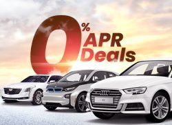 Best 0% APR Car Deals