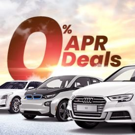 Best 0% APR Financing Deals For August 2020