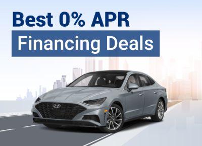 Best 0% APR Financing Deals Updated