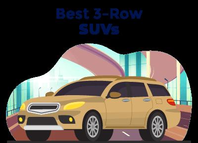 Best 3 Row SUVs