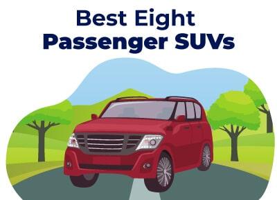 Best 8 Passenger SUV