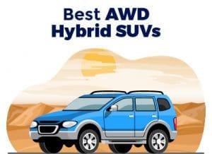 Best AWD Hybrid SUV