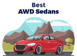 Best AWD Sedans