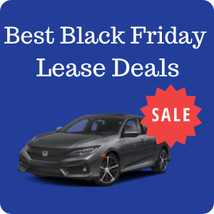 Best Black Friday lease deals