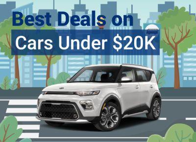 Best Deals on Cars Under $20K Updated