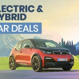 Best Electric Car Deals For April 2021