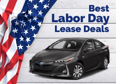 Best Labor Day Lease Deals