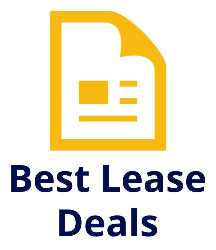 Best Lease Deals Right Now