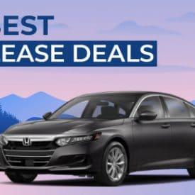 Best Lease Deals For October 2021