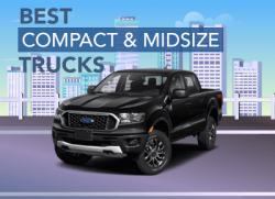 Best Midsize Trucks