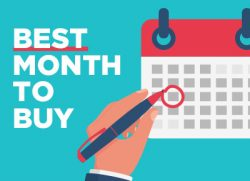 Best Month to Buy a Car