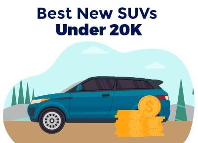 Best New SUVs Under 20K