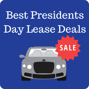Best Presidents Day lease deals