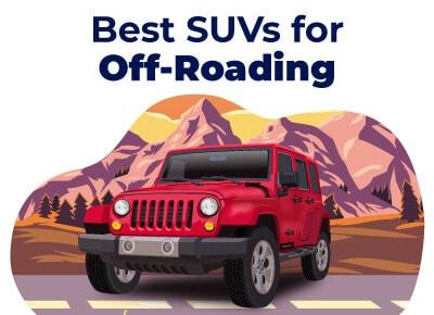 Best SUVs Off Roading