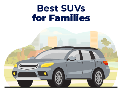 Best SUVs for Families