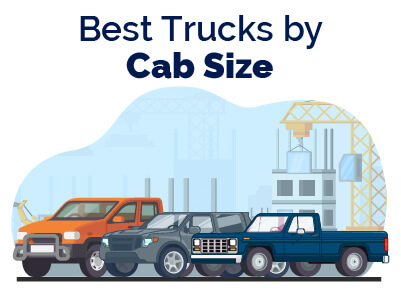 Best Trucks by Cab Size