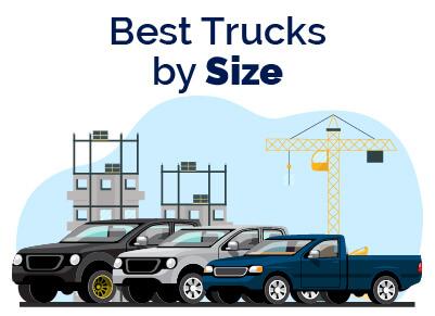 Best Trucks by Size