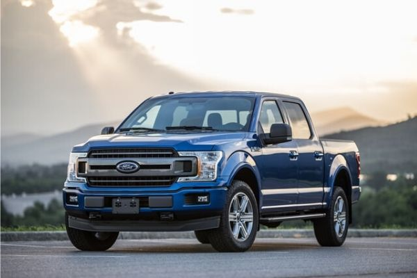 Best truck lease deals
