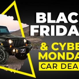 Black Friday & Cyber Monday Car Deals [2020 Edition]