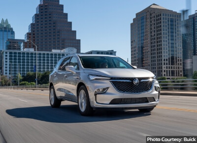 Buick Enclave Most Reliable Midsize SUV
