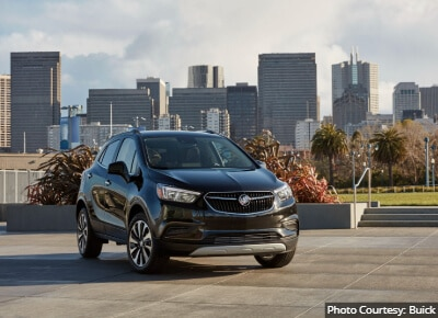 Buick Encore Most Reliable Subcompact SUV