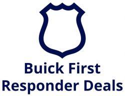 Buick First Responder Deals