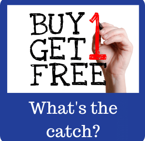 Buy One Car Get One Free