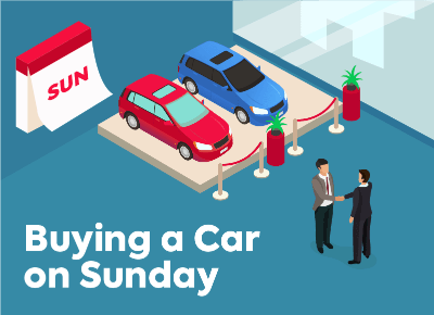 Buying a Car on Sunday