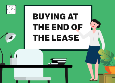 Buying at End of Lease