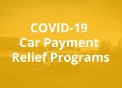 COVID19 Coronavirus Relief Programs