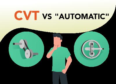 CVT vs Automatic