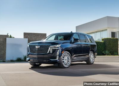 Cadillac Escalade Best Luxury SUV