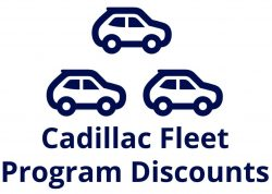Cadillac Fleet Discounts