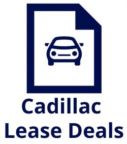 Cadillac Lease Deals