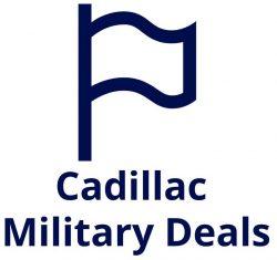 Cadillac Military Deals