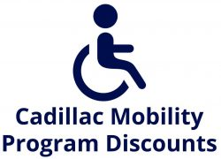 Cadillac Mobility Discounts